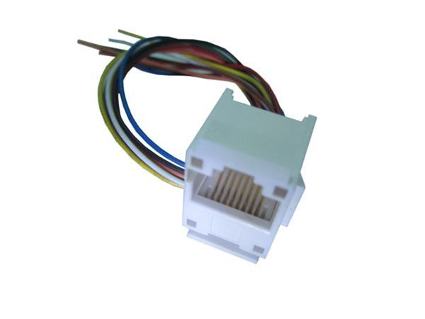 产品参数: 1,额定电流:1.5AMPS 2,额定电压:125VAC 3,绝缘电阻:>500M 4,耐压强度:AC 1000V 50HZ或60HZ 1分钟 5,接触电阻:<20M 6.环境温度:-40~+80 7.导电体材质:磷青铜镀金 8.产品认证:UL/ROHS 机械性能: 1,插入力:2条金丝=350g /4条金丝=500g/ 6条金丝=750g/ 8条金丝=900g /10条金丝=1050g 2,配合强度:插头和插座之间7.